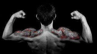 筋トレで筋肉痛