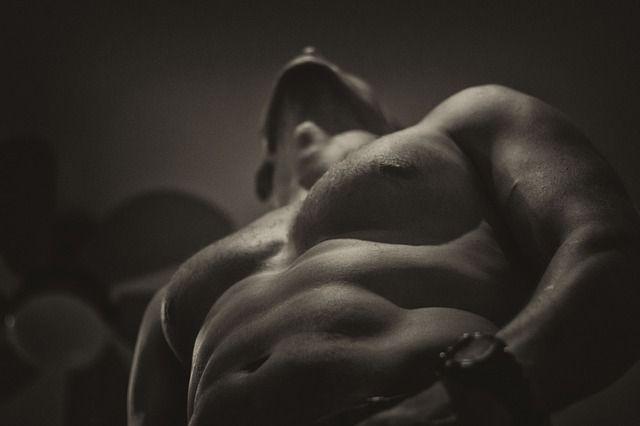 筋肉がつくと楽しい