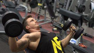 筋肉に効かせる筋トレ