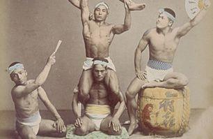 明治中期の日本人