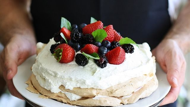 余計なカロリーのケーキ