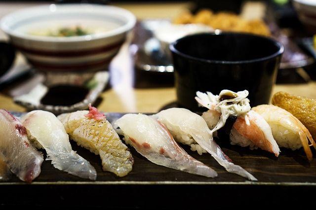 和食のすし懐石