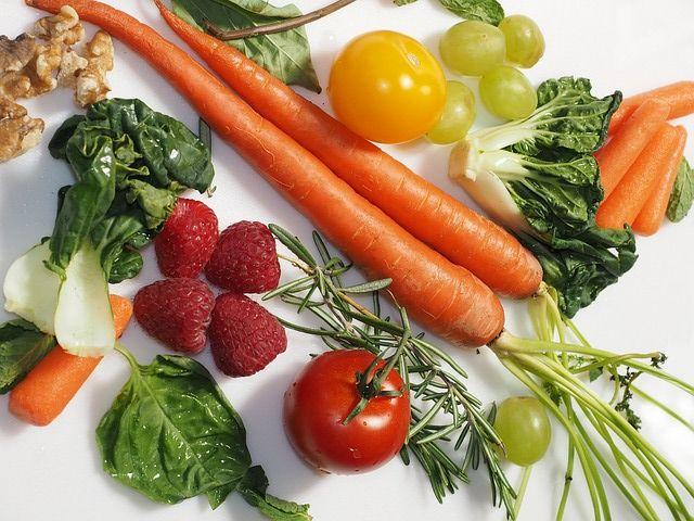 野菜で栄養バランス